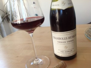 Domaine Remi Jeanniard Chambolle-Musigny